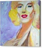 Monroe Acrylic Print