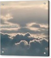 Monsoon Clouds Acrylic Print