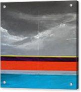 Monsoon Sky Acrylic Print