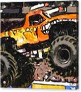 Monster Jam El Toro Loco Acrylic Print