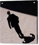 Monster Of Shadows  Acrylic Print