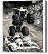 Monster Truck 1b Acrylic Print