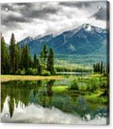 Montana Beauty Acrylic Print