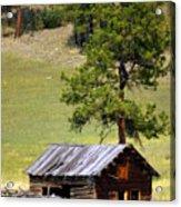 Montana Ranch 2 Acrylic Print
