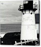 Montara Lighthouse Acrylic Print