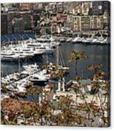 Monte Carlo 10 Acrylic Print