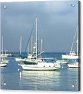 Monterey Bay Acrylic Print