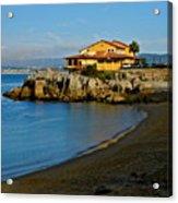 Monterey Bay Restaurant Acrylic Print