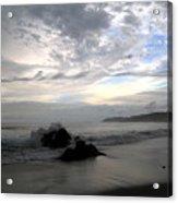 Montezuma Beach  Acrylic Print
