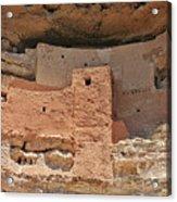 Montezuma Castle - Special In It's Own Way Acrylic Print