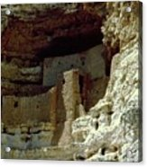 Montezumas Castle Acrylic Print