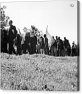 Montgomery March, 1965 Acrylic Print