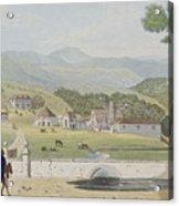 Montpelier Estates - St James Acrylic Print