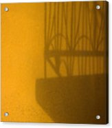 Montreal Shadow 1 Acrylic Print