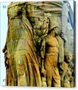 Monument Aux Morts 7 Acrylic Print