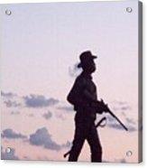Monument Gettysburg Acrylic Print