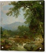 Monument Mountain - Berkshires Acrylic Print