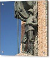 Monument Of The Republic Acrylic Print