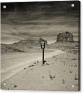 Monument Valley 6 Acrylic Print