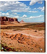 Monument Valley National Park Acrylic Print