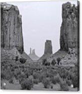 Monumentvalley 34 Acrylic Print