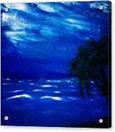 Moods Of The Sea Romantic Acrylic Print