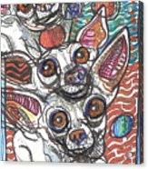 Moodswings Acrylic Print