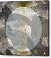 Moon Art On Stone Digital Graphics By Navin Joshi By Print Posters Greeting Cards Pillows Duvet Cove Acrylic Print
