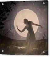 Moon Dance 001 Acrylic Print