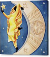 Moon Dancer Acrylic Print