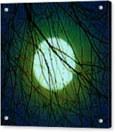 Moon Of The Werewolf Acrylic Print