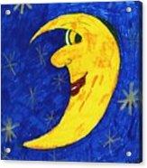Moon Shine Acrylic Print