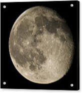 Moon3 Acrylic Print
