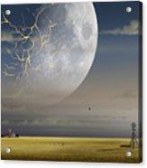 Moonfall Acrylic Print