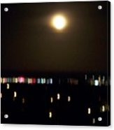Moonglow Acrylic Print
