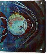 Moonie Acrylic Print