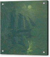 Moonlight Acrylic Print