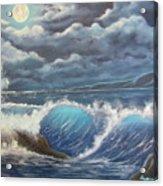 Moonlight Fantasy Acrylic Print