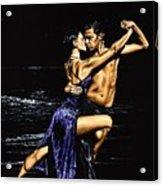 Moonlight Tango Acrylic Print