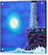 Moonlight Vigil Acrylic Print
