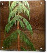 Moonlit Cedar  Acrylic Print