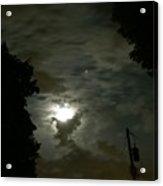 Moonlit Strip Acrylic Print