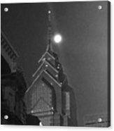 Moonlit View Acrylic Print