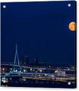 Moonrise Acrylic Print