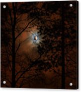 Moonshine 04 Bad Moon Rising Acrylic Print