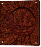 Moonshine 17 Lips Acrylic Print