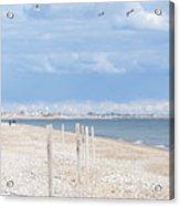 Moonstone Beach Acrylic Print