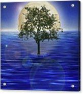 Moontree Acrylic Print