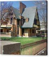 Moore-dugal House Acrylic Print