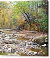 Moore's Creek Acrylic Print